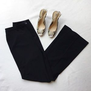 NYDJ black trousers Lift Tuck technology size 10.